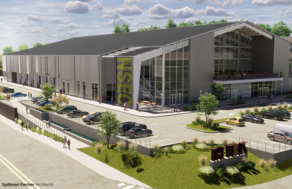 Main NSEC Arena