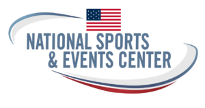 National Sports and Events Center Logo